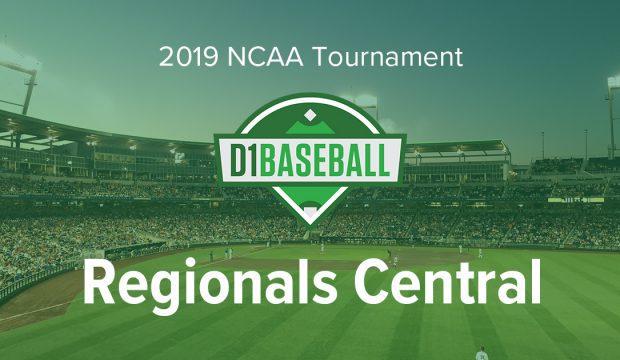 NCAA Regionals Central 2019