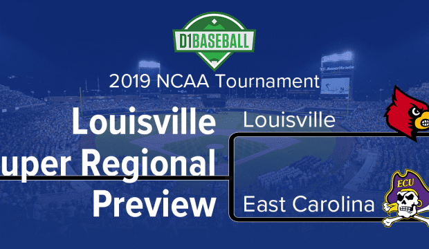Louisville Super Regional: Louisville-East Carolina