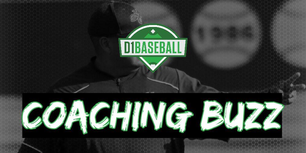 Coaching Buzz Archives • D1Baseball