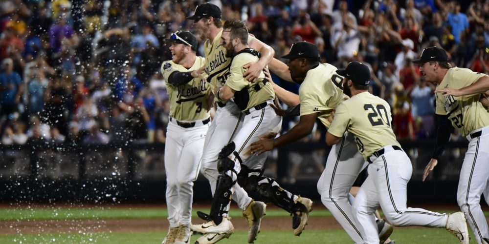 Fitt: Vanderbilt Completes Long Journey From The Abyss To The