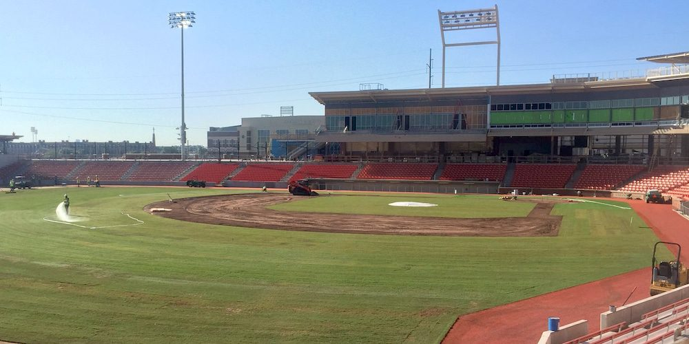 College Baseball Cathedrals Taking Shape • D1Baseball