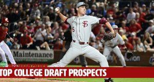 Top College Draft Prospects-CJ Van Eyk