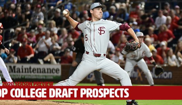 Top College Draft Prospects-CJ Van Eyk