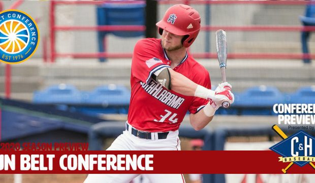 Sun Belt Conference-South Alabama's Ethan Wilson