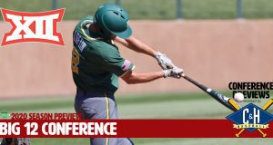 Big 12 Preview-Nick Loftin
