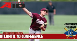 Atlantic 10 Conference-John Stankiewicz