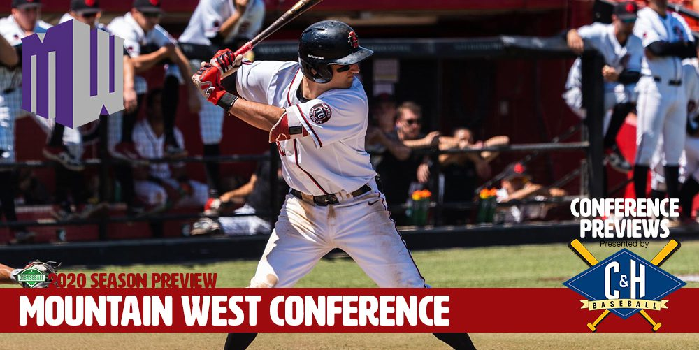 Mountain West Preview-Casey Schmitt