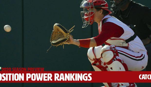 Position Power Rankings-Catcher-Patrick Bailey