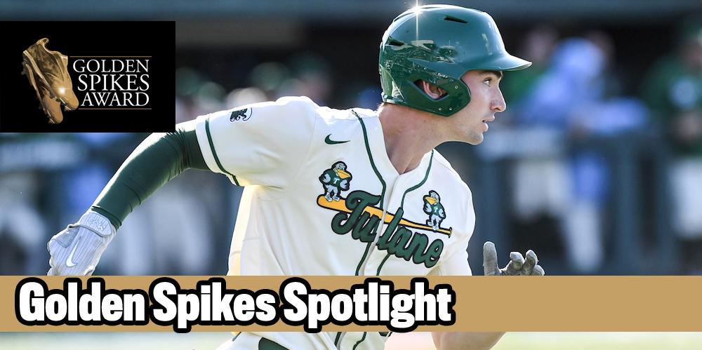 Golden Spikes Spotlight: Tulane's Haskin Ready To Help Turn Tide • D1Baseball