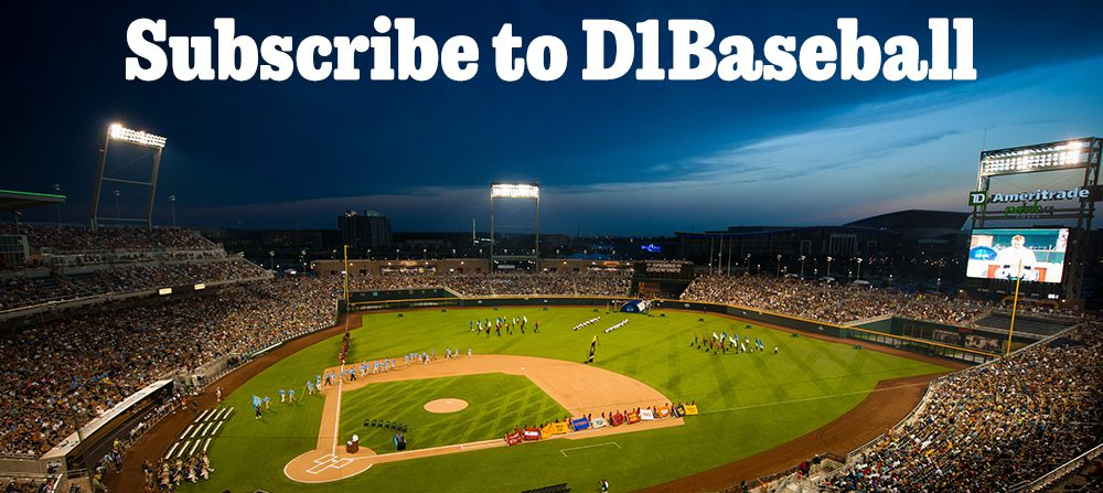 Subscribe to D1Baseball