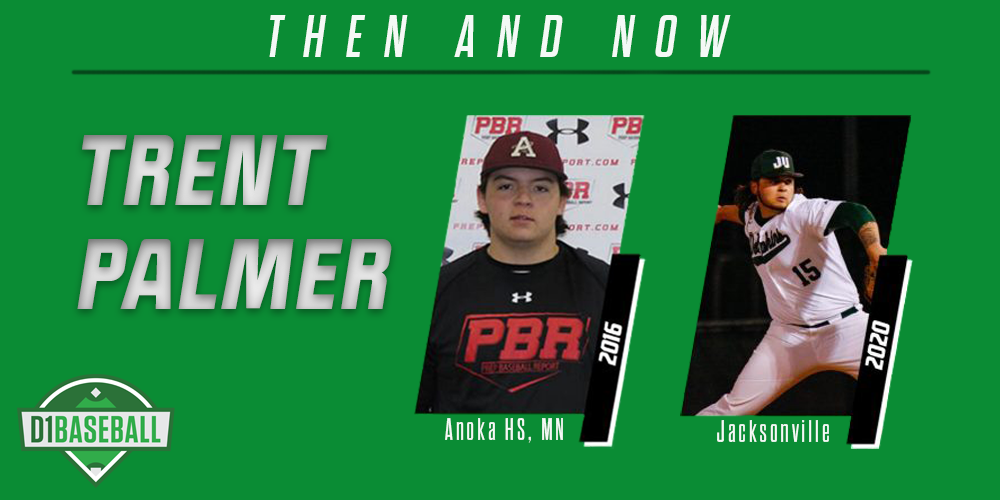 Then and Now - Trent Palmer