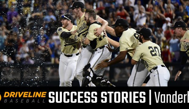 Driveline Success Stories-Vanderbilt