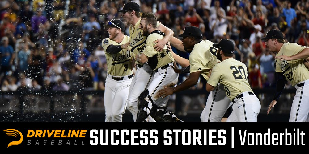 Driveline Success Stories-Vanderbilt