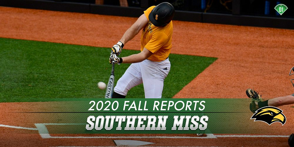 Southern Miss Fall Report Lede Graphic
