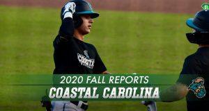 Coastal Carolina Fall Report 2020 Lede Graphic