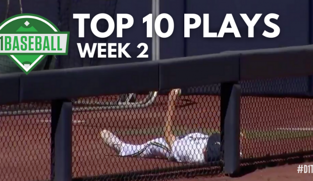 Top 10 Plays Week 2