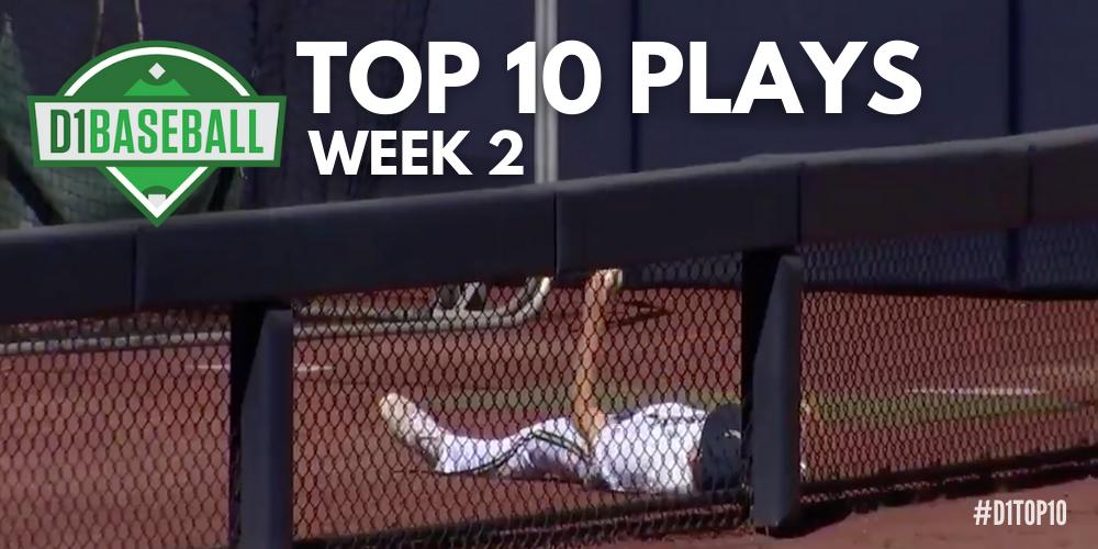 Top 10 Plays Week 2