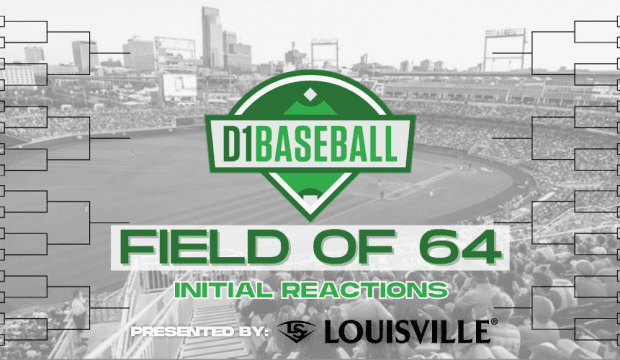 Initial Reactions to the Field of 64